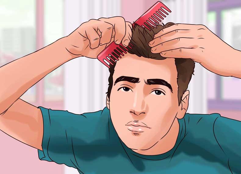 شستشو و نگهداری از مو