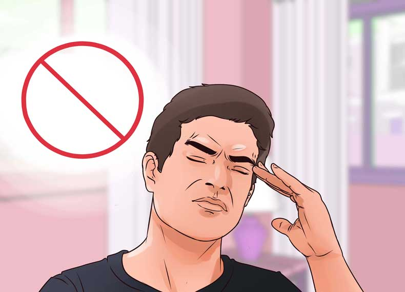 نقش استرس در ریزش مو