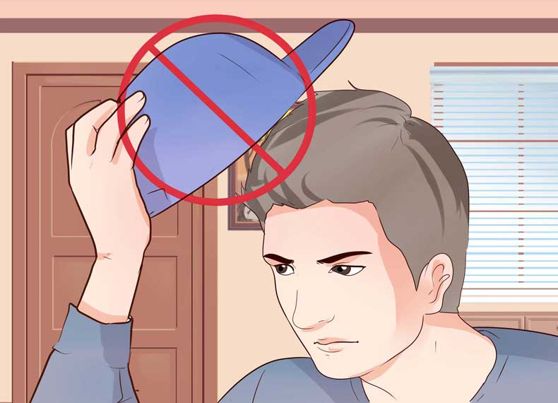 علت اصلی جوش پوست سر