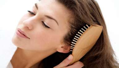 درمان جوش پوست سر