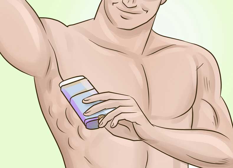 درمان خانگی تعریق شبانه