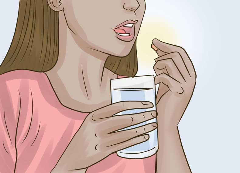 نوشیدن آب و تعریق شبانه