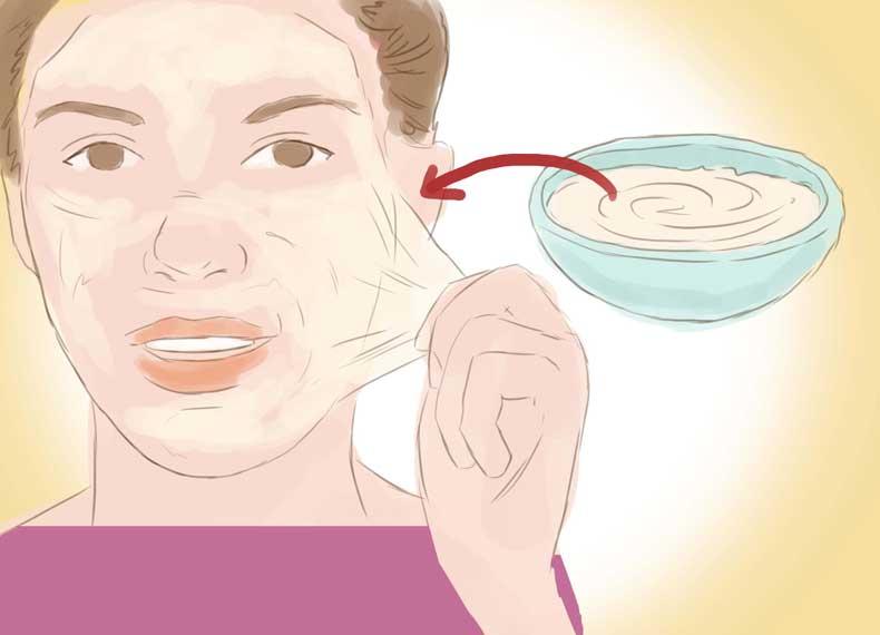 درمان خانگی کک و مک
