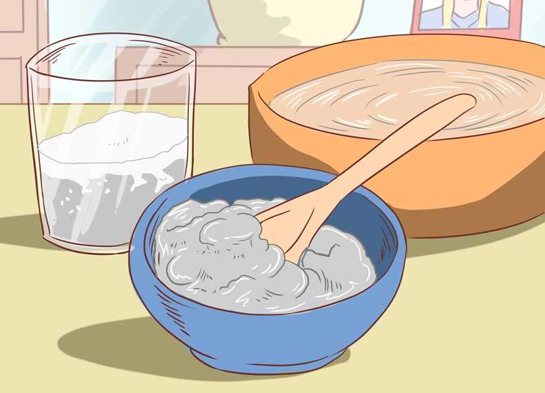 درمان خانگی خارش پوست
