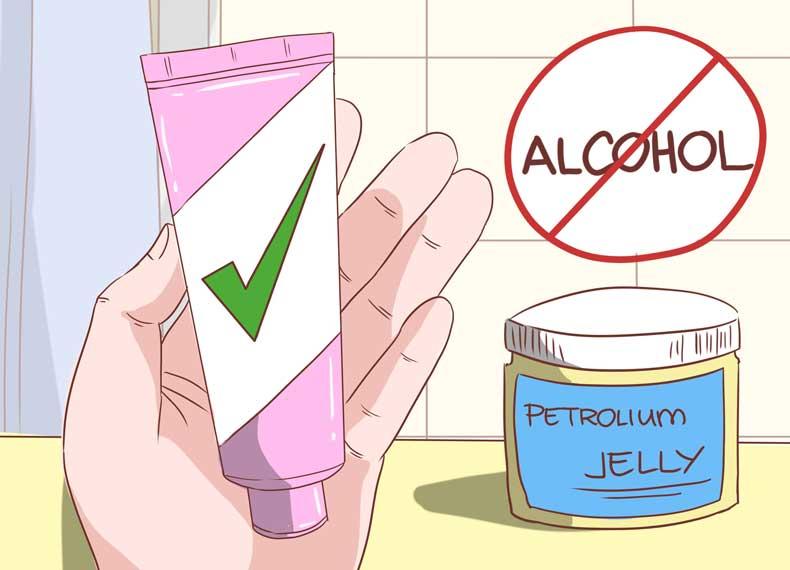 کرم مرطوب کننده برای خارش پوست