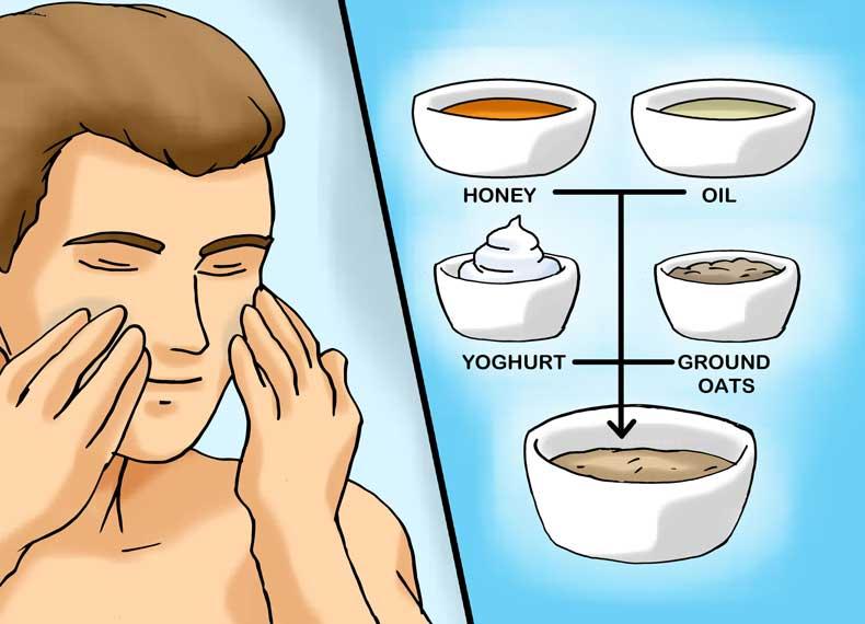 ماسک برای جوانسازی پوست