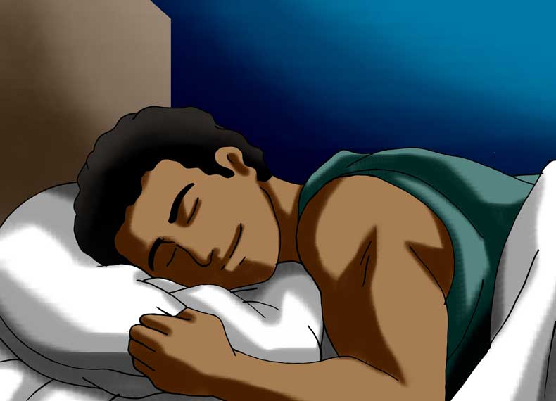 خواب با کیفیت کلید جوان ماندن