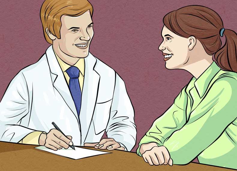 درمان پزشکی خط اخم