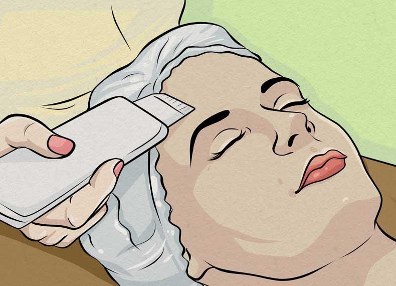 درمان قطعی خط اخم