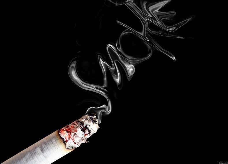 چگونه سیگار بکشیم