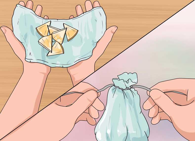 درمان کهیر با آناناس