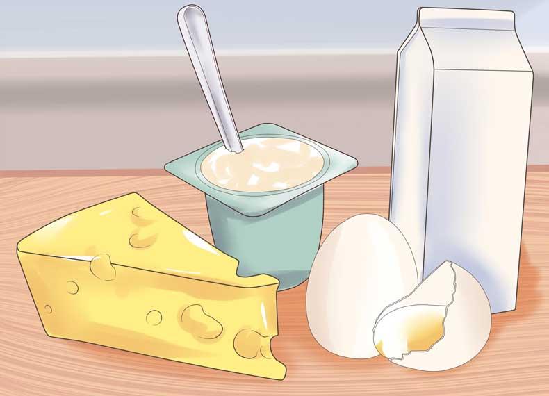 موادغذایی مفید برای پسوریازیس