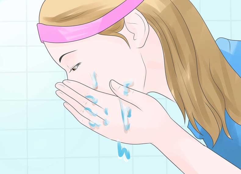 درمان فوری آفتابی سوختگی