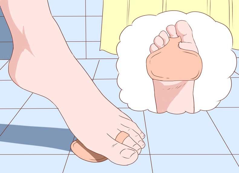 ضد پینه پا