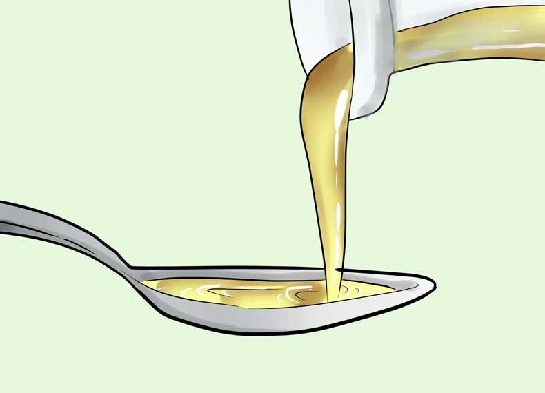 درمان اسکار با عسل