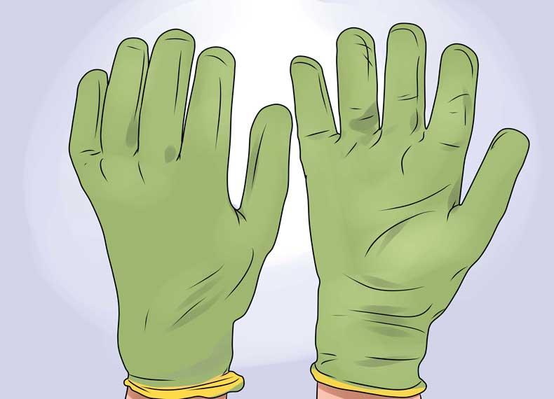 درمان میخچه و پینه دست