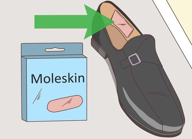 جلوگیری کردن از تاول زدن