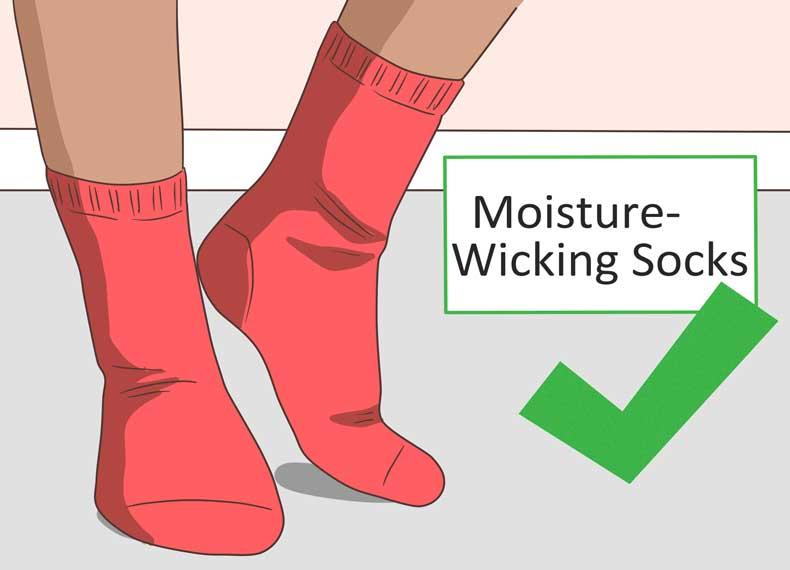 جوراب ضد تاول