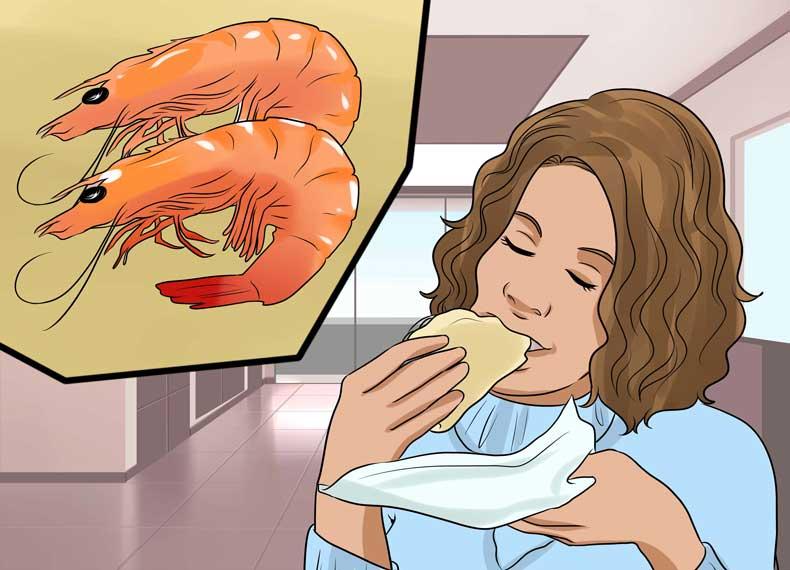 موادغذایی مضر برای اگزما
