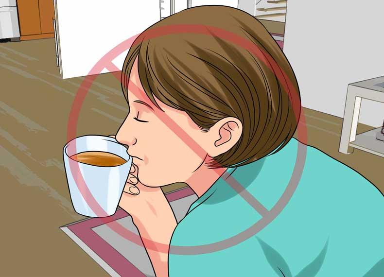 چای برای اگزما مضر است