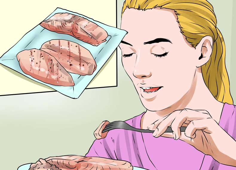 موادغذایی ضد جوش هورمونی