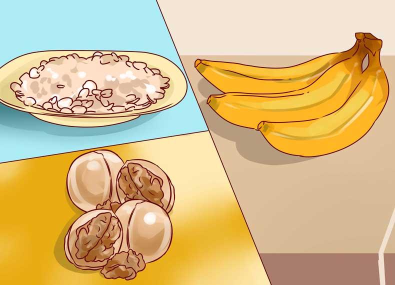 موادغذایی مفید برای جوش زیرپوستی