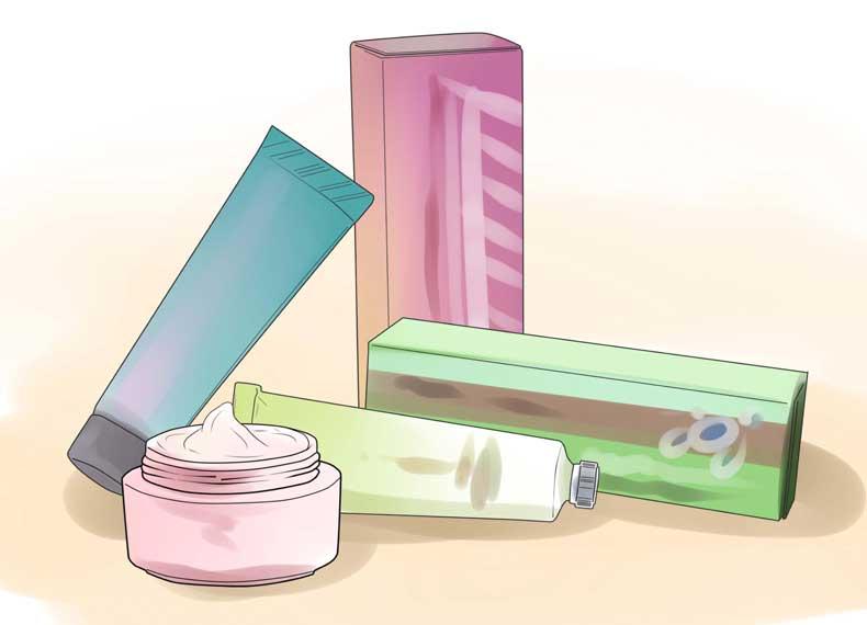 محصولات ضد جوش