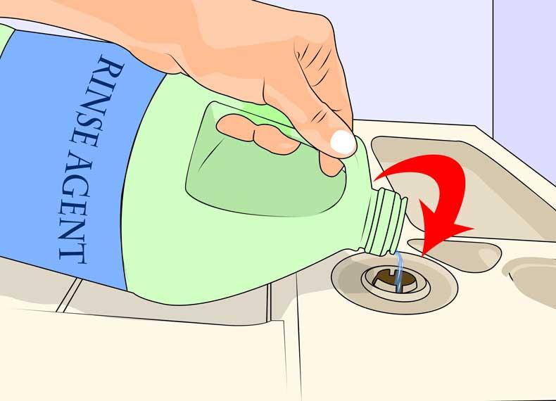 جلوگیری از لک شدن ظروف در ماشین ظرفشویی