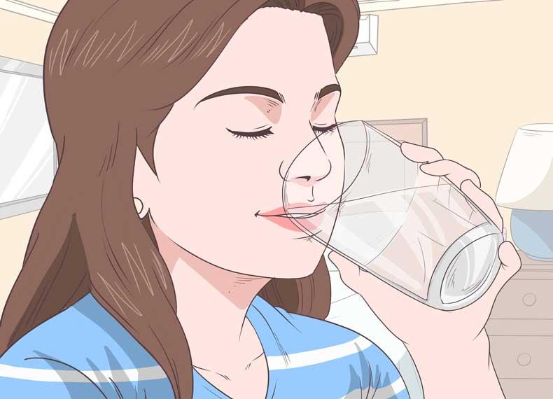مصرف آب و پاکسازی جوش