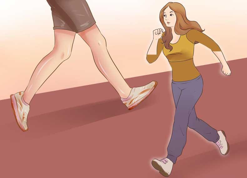 کاهش سریع وزن در خانه