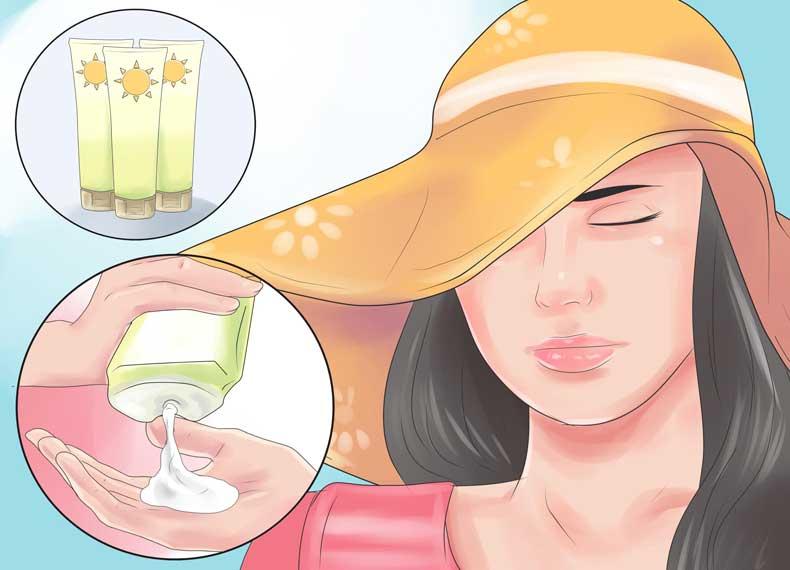 جلوگیری از ایجاد جوش سر سیاه