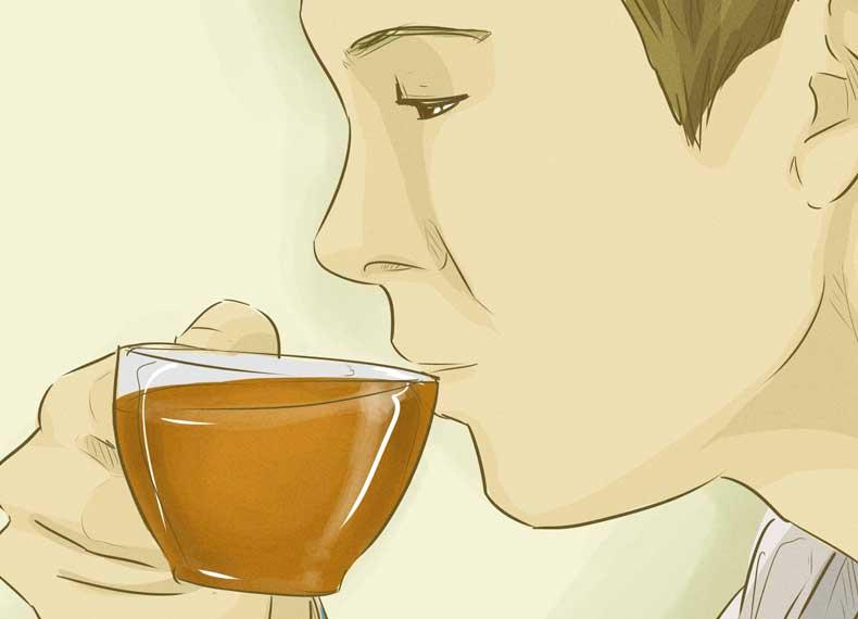 نوشیدنی چربی سوز شکمی
