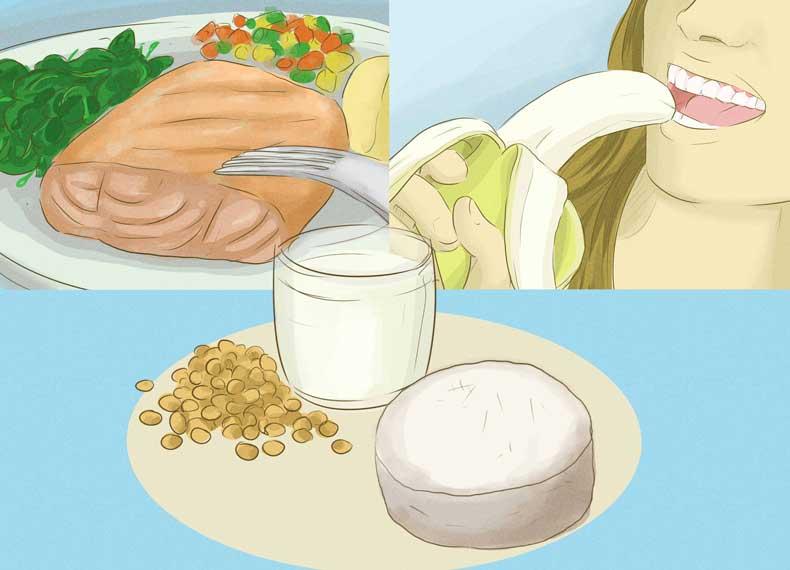 کوچک کردن شکم بدون ورزش