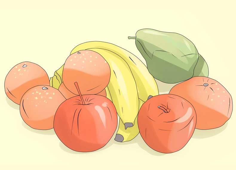 مواد غذایی برای چربی سوزی شکم