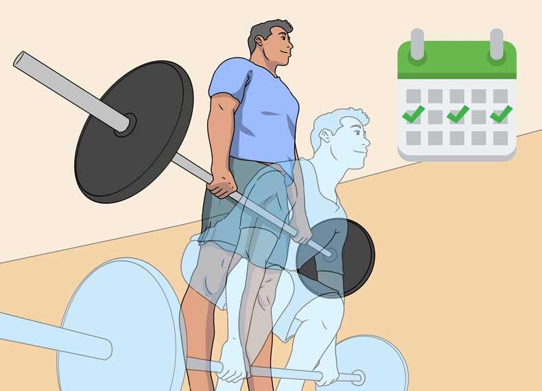 کاهش چربی شکمی