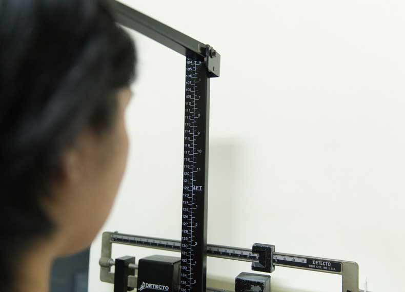 بهترین روش اندازه گیری قد