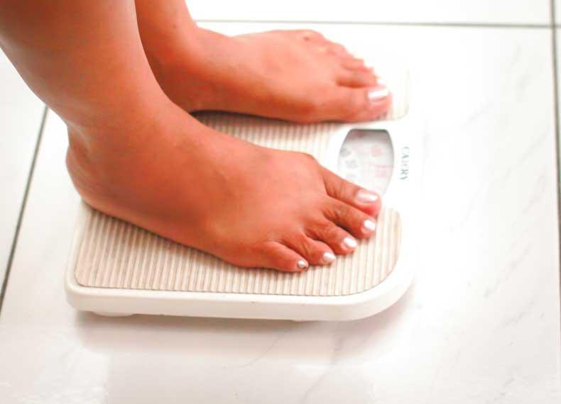 رابطه وزن و لاغر کردن صورت