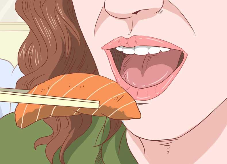 تغذیه غنی از ویتامین