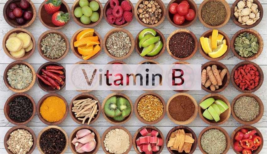 ویتامین بی