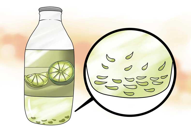 آبمیوه سرشار از ویتامین سی
