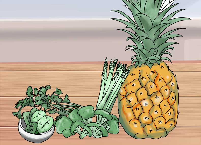 میوه های حاوی ویتامین سی