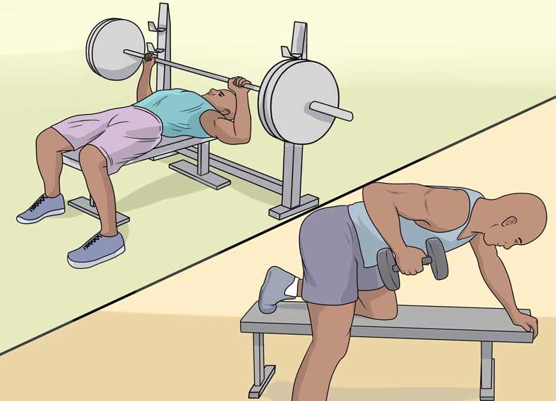 چاق کردن سریع بدن
