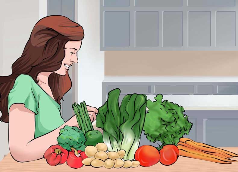 موادغذایی دارای ویتامین A