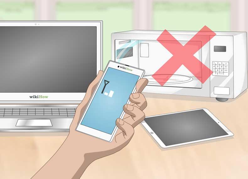 علت کم بودن آنتن موبایل