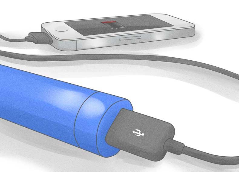پاور بانک مناسب باتری تلفن همراه
