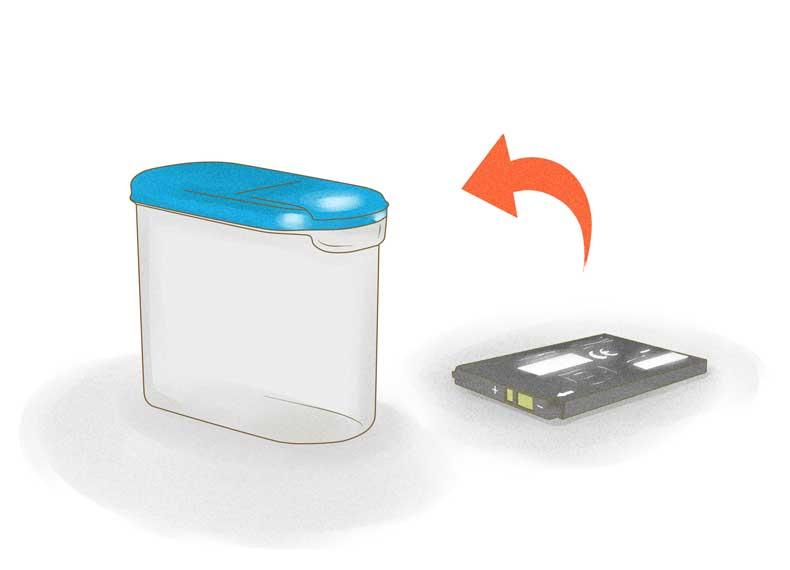 نگهداری درست از باتری گوشی