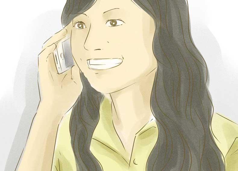 مکالمه بیشتری مصرف باتری گوشی