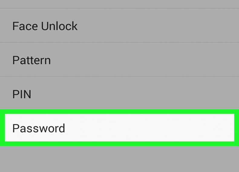 رمز ضد هک گوشی
