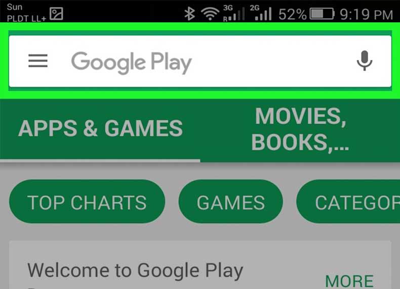 برنامه های معتبر موبایل