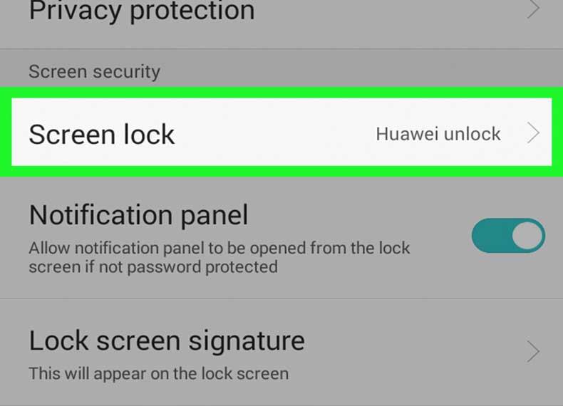 بالا بردن امنیت موبایل